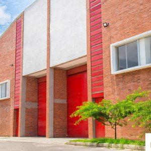 Proyecto Parque Industrial